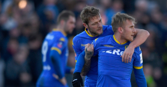 Leeds suffer shock FA Cup exit at Newport