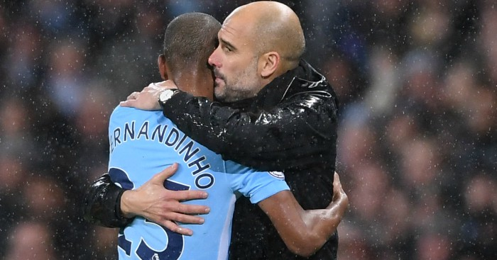 Nicolas Otamendi has extended his City contract until 2022