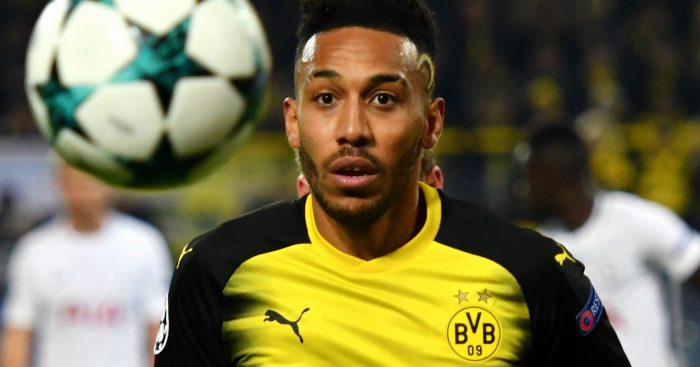 Dortmund Sporting Director Flying to London This Weekend to Finalise Aubameyang Deal