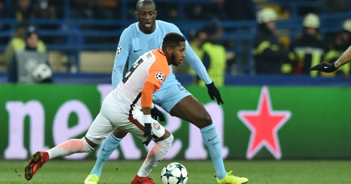 Manchester City looking to strengthen defensive options with £60 million man
