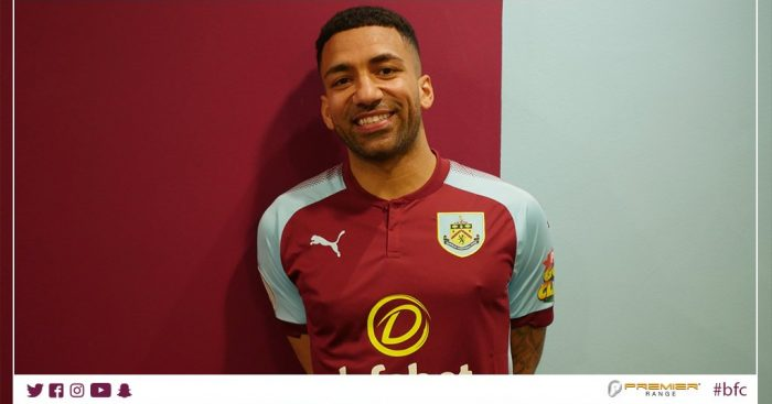 Aaron Lennon raring to go after leaving Everton for Burnley
