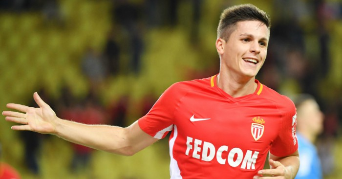 Monaco agree to sell striker to Southampton
