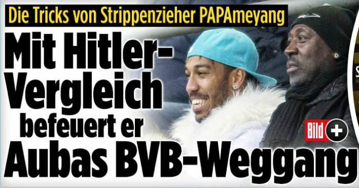Arsenal close to agreeing Aubameyang fee