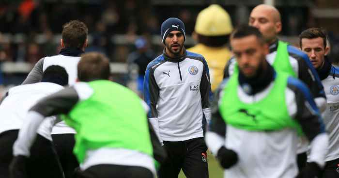 Manchester City Reportedly Set to Pursue Riyad Mahrez in £60 Million Deal