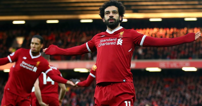 Salah Ex Roma Teammates Told Me They Didnt Want Liverpool