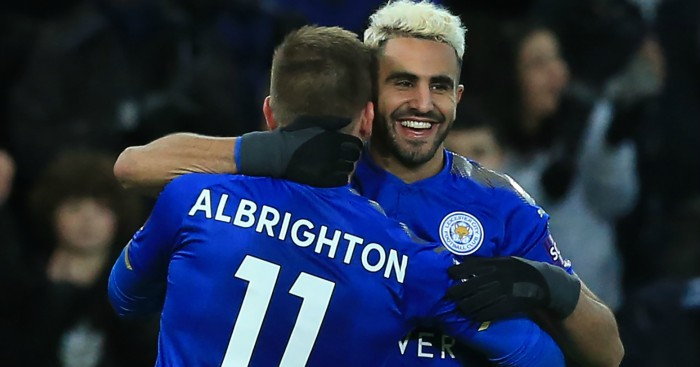 Media lies after Riyad Mahrez's Man City move collapsed