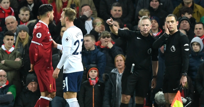 PGMO denies video review played part in Liverpool-Spurs penalty controversy