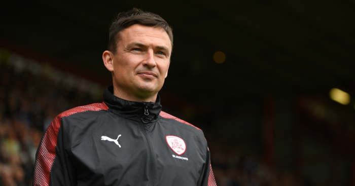 Leeds appoint Paul Heckingbottom as successor to Thomas Christiansen