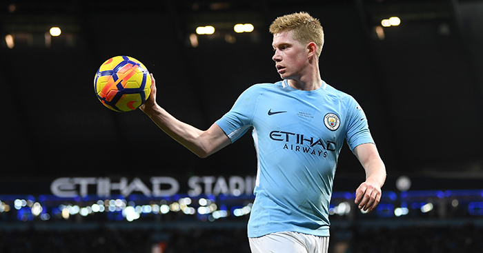 What Kevin de Bruyne needs to accomplish to win the Ballon d'Or