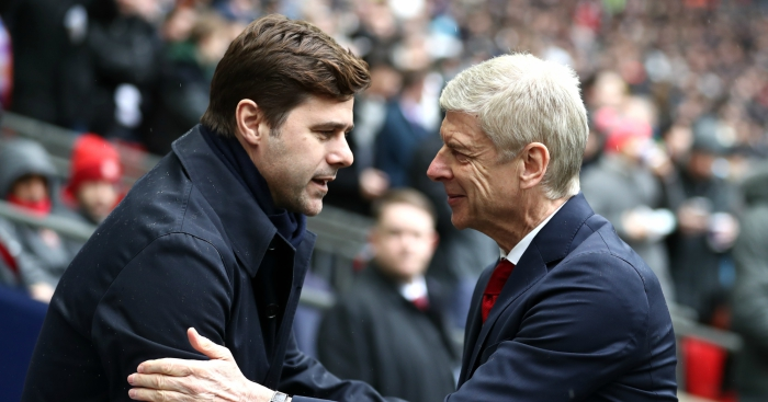 Arsene Wenger: Arsenal should have won North London derby in first half