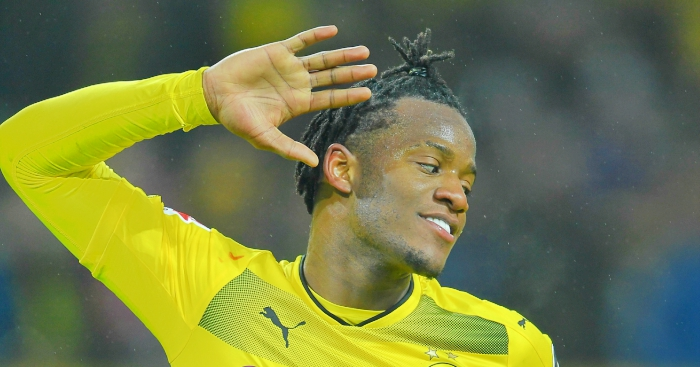 Dortmund eyeing summer move for Batshuayi