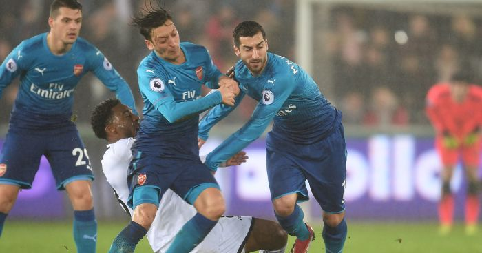 Ozil is the best in the world – Mkhitaryan
