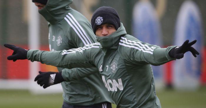 How Man Utd forward Alexis Sanchez shed his