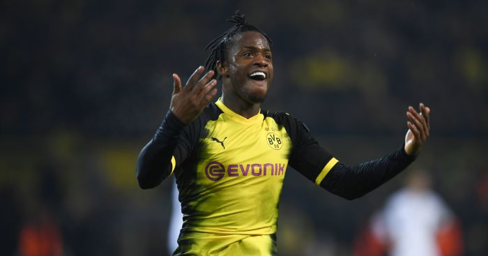 Europa League: Batshuayi not thinking about Chelsea return