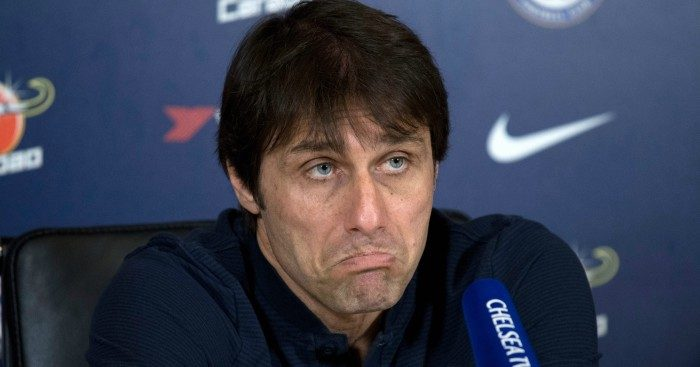 Antonio Conte speaks on how he will turn Lionel Messi to Stanley Okoro.
