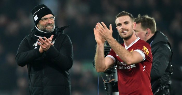 Liverpool boss Klopp won't hear Henderson criticism: He had to replace Gerrard