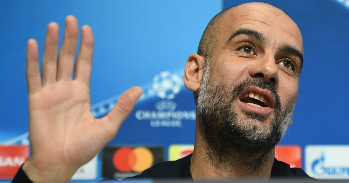 Guardiola bemoans Basel loss