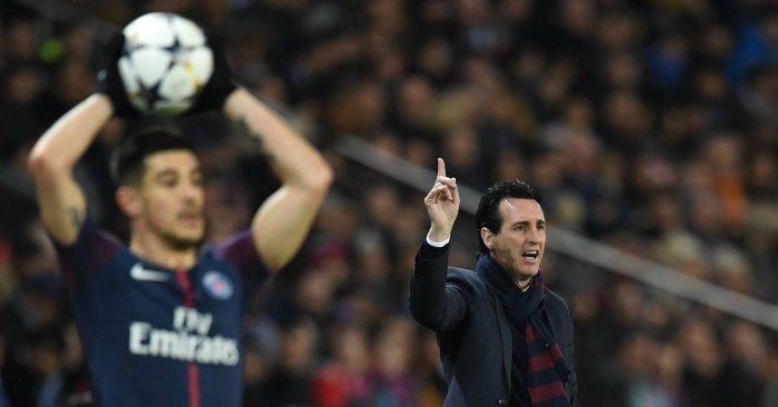 Embattled Unai Emery still believes in PSG blueprint