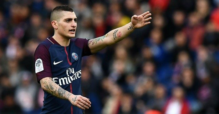 Emery: Verratti is the future of PSG