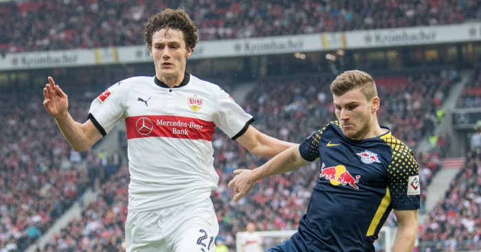 Stuttgart warn Liverpool, Spurs over Pavard price