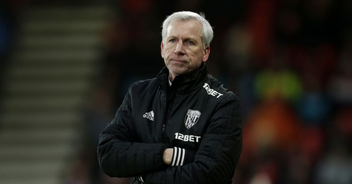 Pardew admits Baggies on brink after Cherries loss