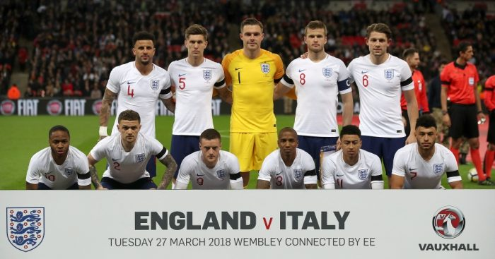 Who makes England's World Cup squad, starting XI?