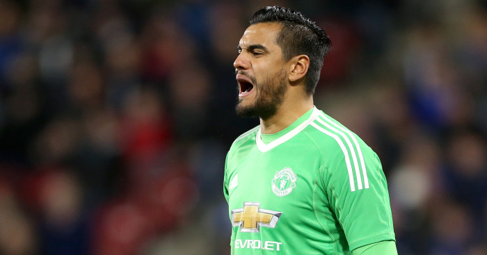 Injury boost for Manchester United keeper