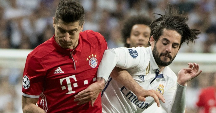 Alvaro Morata to replace Robert Lewandowski at Bayern Munich