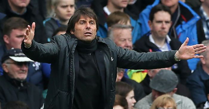 Conte admits to uncertainty over Chelsea future