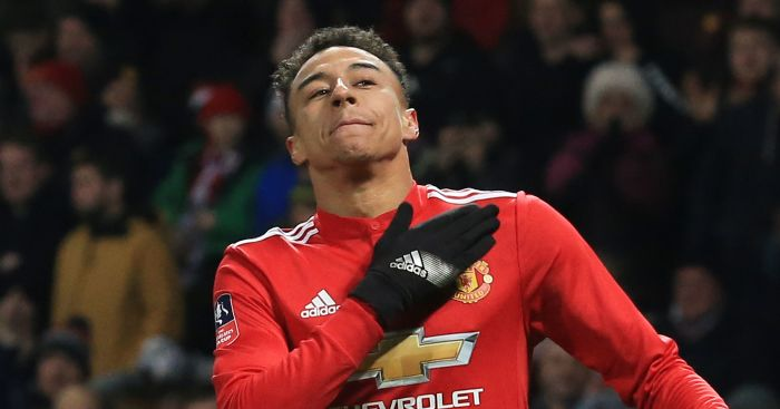 Jesse Lingard: 'Manchester United can spoil Manchester City's party'