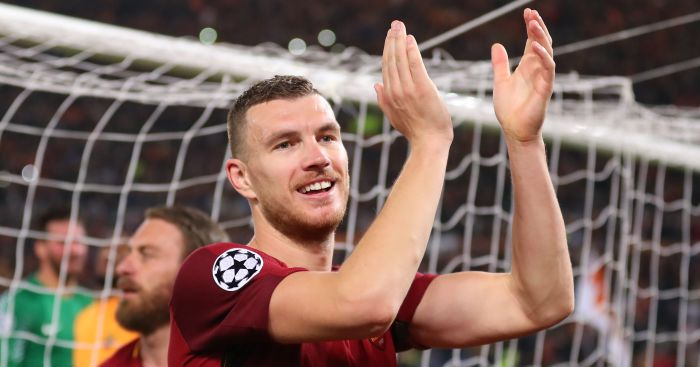 Dzeko 'very happy' he rejected Chelsea in January