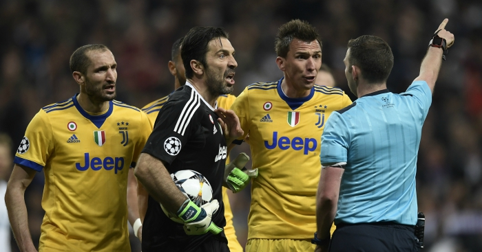Juve chief: Referees against Italian clubs