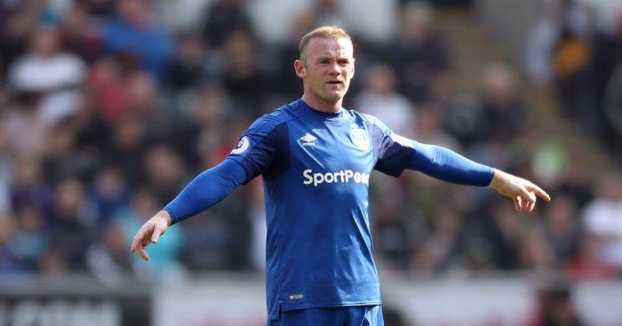 Wayne Rooney happy with deep-lying role, says Sam Allardyce