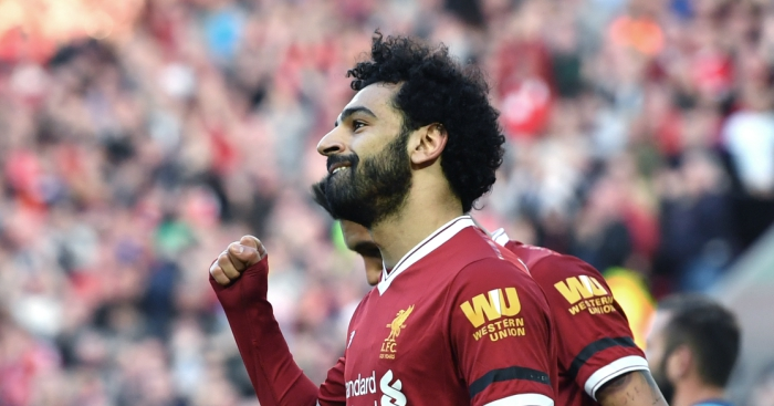 I want to break more Premier League records -Salah