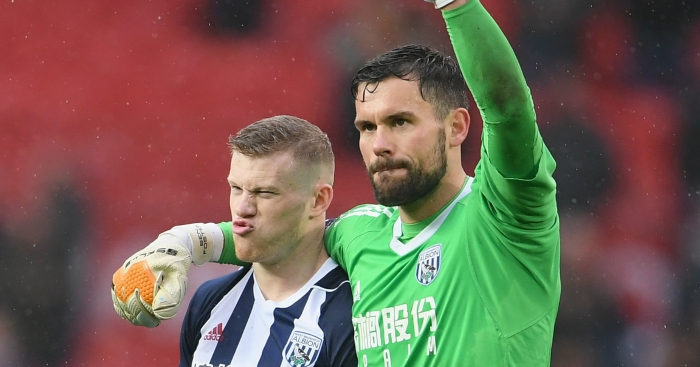 West Brom 'pulling in same direction' for Darren Moore - James McClean