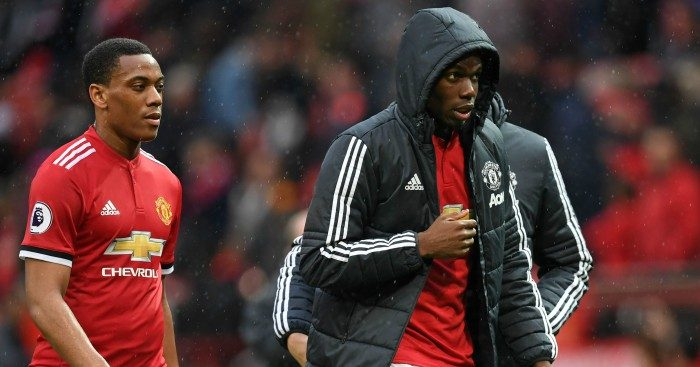 Mourinho speaks on Paul Pogba's display against West Brom
