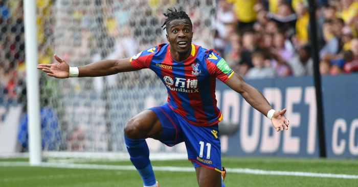 Palace thump Leicester to move six points clear of drop