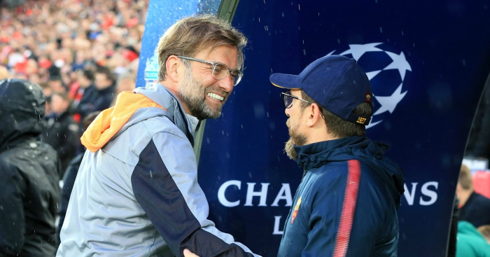 Jürgen Klopp 'can't describe emotions' over Liverpool fan attack