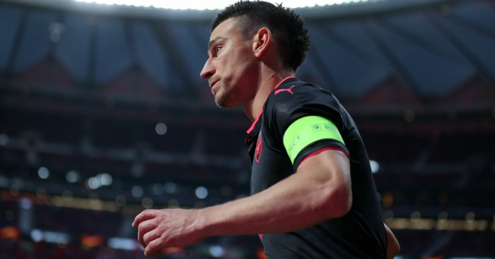 Koscielny out of World Cup after Achilles injury