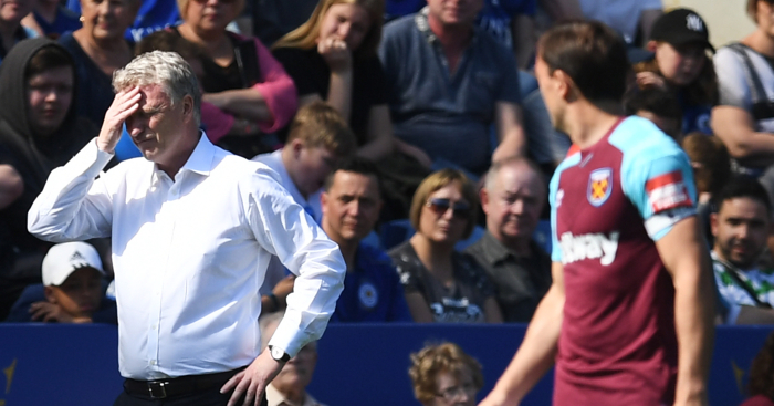David Moyes Hints at West Ham Summer Exit