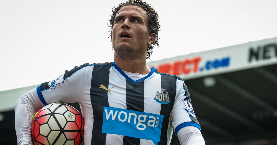 Daryl Janmaat Newcastle Football365