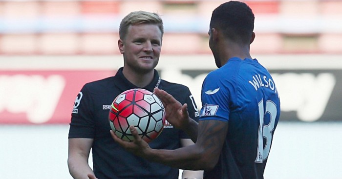 Eddie Howe: Bournemouth boss