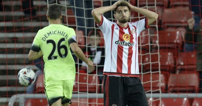Fabio Borini Sunderland Football365