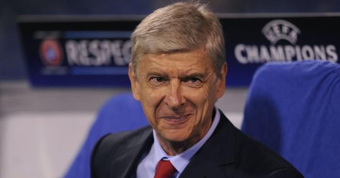 Arsene Wenger - Football365