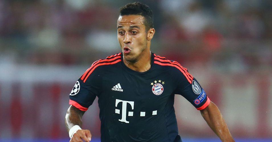 Thiago has 'said goodbye to Bayern' ahead of Liverpool move