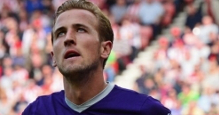 Harry Kane: Firing blanks
