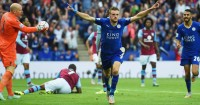 Jamie Vardy: Quickest man in the top flight
