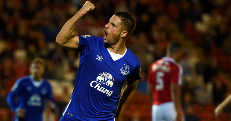 Kevin Mirallas Everton Football365
