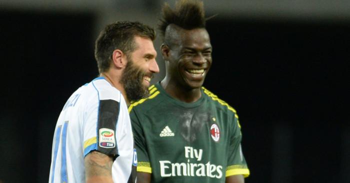 Mario Balotelli AC Milan Football365