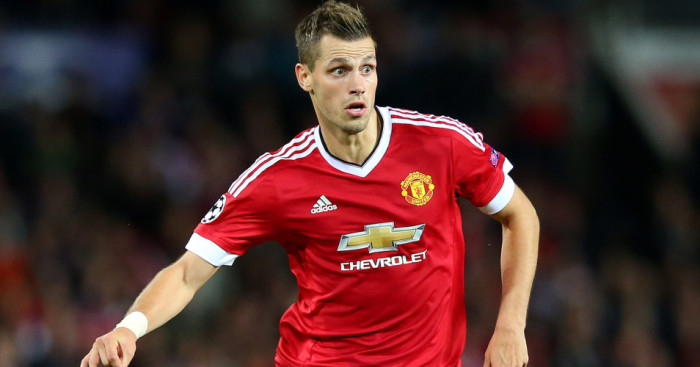 Morgan Schneiderlin Manchester United Football365